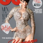 Kangana Ranaut sizzles the cover page of the GQ India Magazine October 2014
