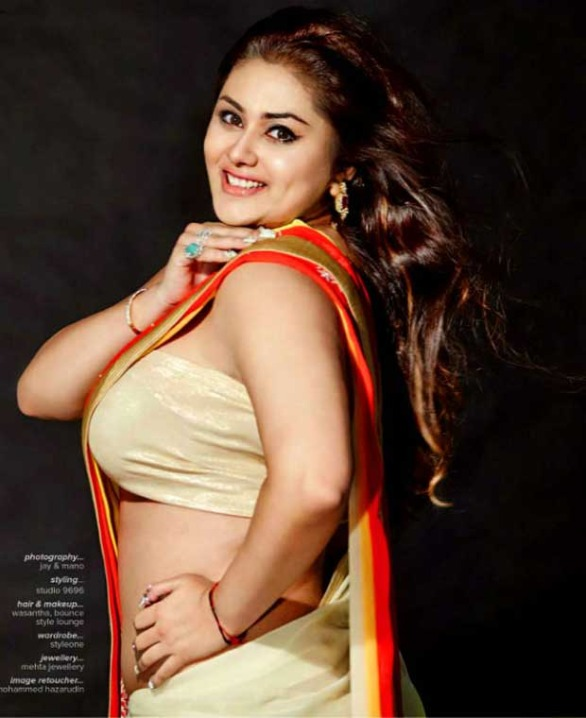 Namitha is Back