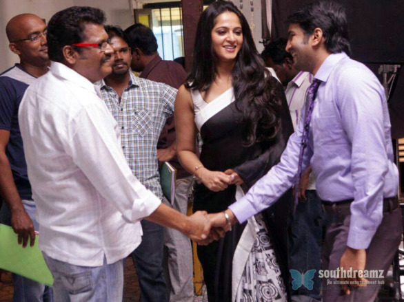 Rajinikanth's-Lingaa-Movie-Working-Stills
