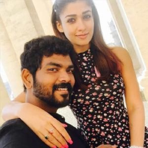 Nayanthara is reportedly dating filmmaker Vignesh Shivan