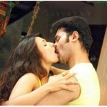Leaked Tamanna Lip Lock pictures