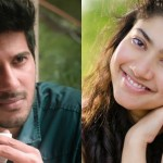 Dulquer Salmaan, Sai Pallavi light up the sets of 'Kali' with smiles