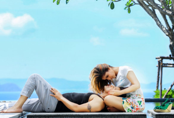 Iru Mugan Movie Stills