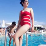 Manyata Dutt hOT Bikini photo is going Viral