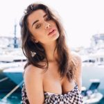 Amy Jackson is killing it in this hot backless outfit