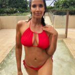 Padma Lakshmi Celebrates Her 48th Birthday In a Bikini