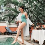 Hottest Hamsa Nandini in Swimsuit