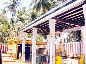 Pushya Nakshatra : Sri Saneeswara Baghwan Temple – Kuchanur