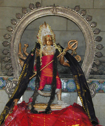 thiruvengadu e Sri Swedaranyeswarar Temple, Thiruvengadu